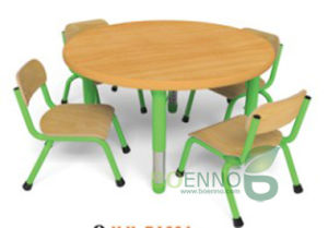Kindergarten Desk and Chair (BA004)