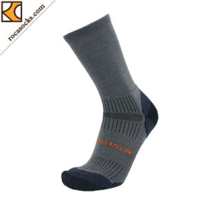 Men′s Sport Merino Wool Hiking Socks (162006SK) pictures & photos