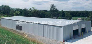 Xiamen Tianzhong Prefab Metal Building pictures & photos