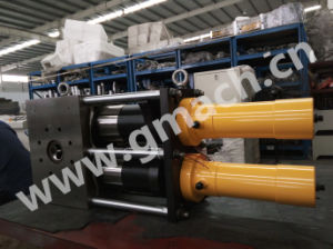 Piston Type Continuous Hydraulic Screen Changer for Polymer Melt Filtration pictures & photos