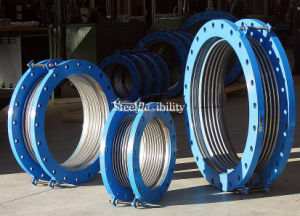 The Corrugated Pipe Flange Joint pictures & photos