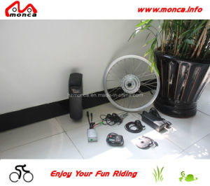 Cheap Electric Bike Conversion Kits with LED Display pictures & photos