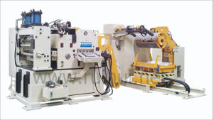 Automation 3 in 1 Straightener with Nc Servo Feeder (MAC5-800F) pictures & photos