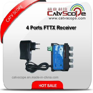 FTTH Optical Indoor Receiver Csp-1040 pictures & photos