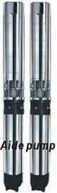 8 Inch Submersible Deep Well Pump, Stainless Steel Impeller, Water Pump