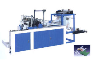 Plastic Film Bags Making Machine pictures & photos
