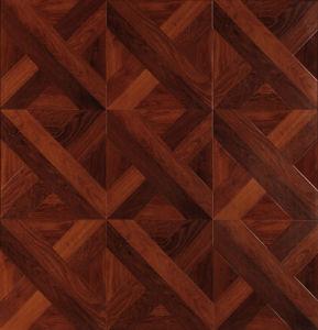 Parquet Style Laminate Flooring (1582) pictures & photos