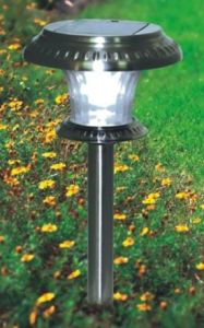 Solar LED Lawn Light (GL00-01S101)