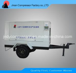 Portable Screw Type Air Compressor pictures & photos