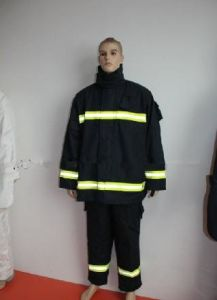 European Standard Flame Retardant Clothing for Fire Fighting