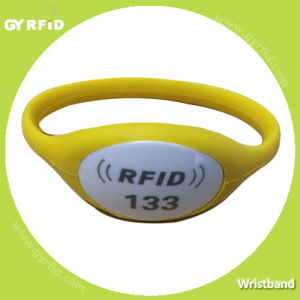 Nfc Wristband, Silicon Wristband, RFID Wristbands pictures & photos