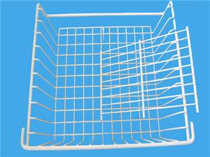 OEM Freezer Storage Basket PE/PVC Coating