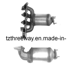 Catalytic Converter Exhaust Manifold Euro4 Emission pictures & photos