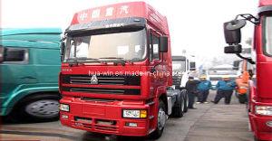 Sinotruk Hoka Tractor Truck 6*4