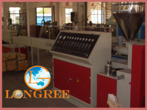 PVC Small Profile Production Line pictures & photos