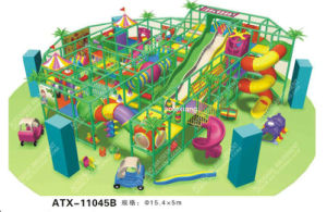 Indoor Playground-Naughty Castle (ATX-11045B)