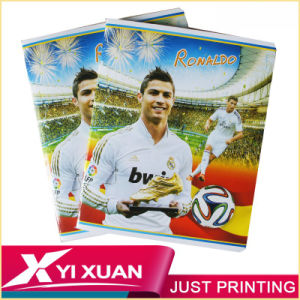 Custom Print School Paper Notebook Student Exercise Book pictures & photos