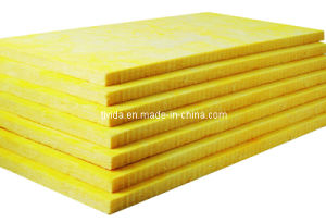 Acoustic Materials Glass Wool Blanket pictures & photos