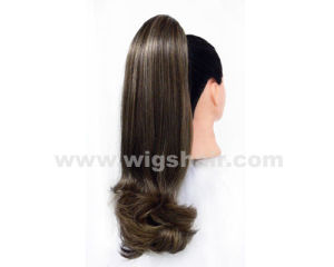 Synthetic Ponytail Wigs (AP-47) pictures & photos