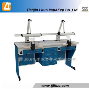 Lt-D10 Dental Lab Work Bench/Dental Technician Bench pictures & photos