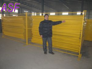Canada Standard Temporary Fencing pictures & photos