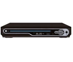 DVD Player With Game (DVD-H2503)