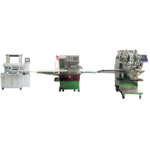 Pastry Production Line for Cookies Cakes Mochi Food Equipment