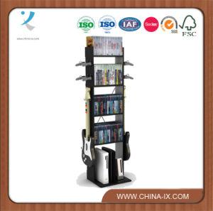 Book Retail Stores Metal Book Displays Stands Display Racks pictures & photos