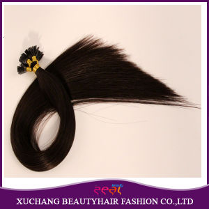Virgin Flat Tip Hair Extensions. JPG pictures & photos