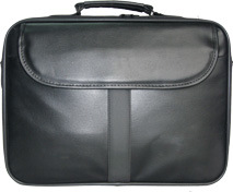 Laptop Computer Notebook Business PU Carry Function Classic 15′′ Laptop Bag pictures & photos