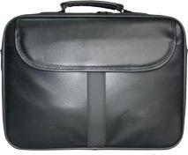 Laptop Computer Notebook PU Carry Function Classic 15′′ Laptop Bag pictures & photos