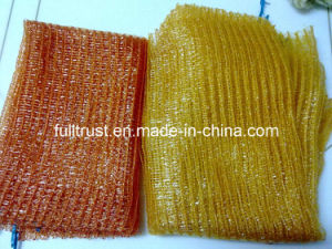 Raschel Mesh Bag with Good Quality (F01) pictures & photos