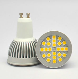 5050 LED 24PCS 3W GU10 AC85-265V LED Spotlight pictures & photos
