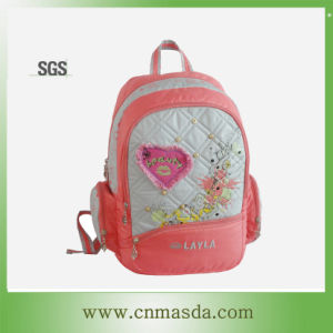 Garment Fabric Casual Computer Backpack (WS13A146)