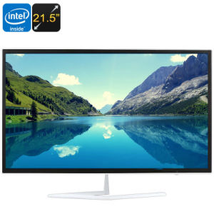 Original All-in-One PC - 21.5 Inch FHD Display, Intel Celeron CPU Display