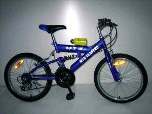 "16""/20"" Children Suspension Mountain Bicycle/ (BMX-064) pictures & photos"