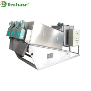 No Belt Press: Techase Multi-Plate Screw Press pictures & photos