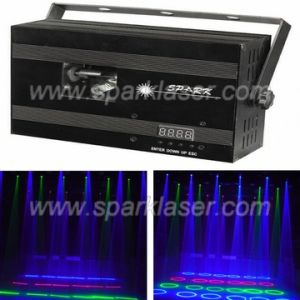 RGB Rain Drop Effect Laser System (SPL-R/G/B-117)