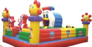 2014 New Style Inflatable Castle Climbing QQ12205-5 pictures & photos