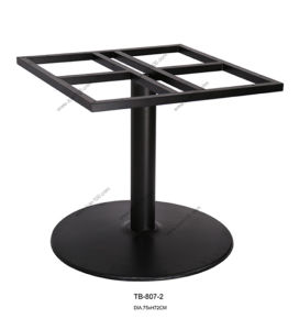 Metal Dining Table Legs (TB-807-2) pictures & photos
