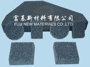 Silicon Carbide Ceramic Foam Filter (SIC) (Grey)