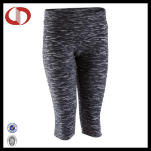 3/4 Length Women Compression Gym and Fitness Legging pictures & photos