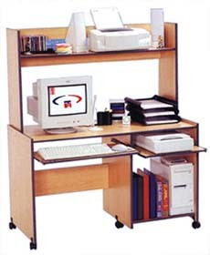 Computer Desk / Melamine Desk / Office Desk (112)