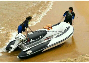 Aqualand 11feet 3.3m Rigid Inflatable Fishing Boat /Rib Boat (RIB330) pictures & photos