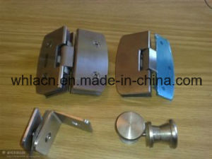 Stainless Steel Stair Railing Standoffs Glass Fitting (Precision Casting) pictures & photos