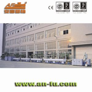 Plastic Pipe Production Line (AF-65) pictures & photos