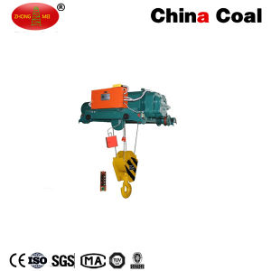 China Coal High Quality Electric Truck Crane pictures & photos