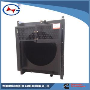 6CTA: Cooling Aluminum Radiator for Cummins Diesel Generator Set pictures & photos