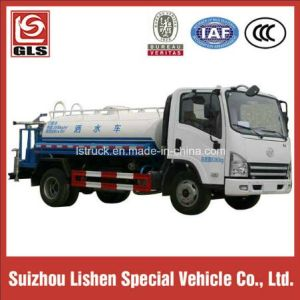 Double Axles 5-10 Ton Water Tank Truck pictures & photos