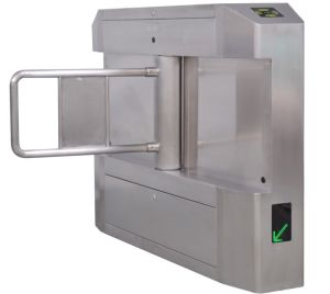 Automatic Swing Turnstile With RS232 pictures & photos
